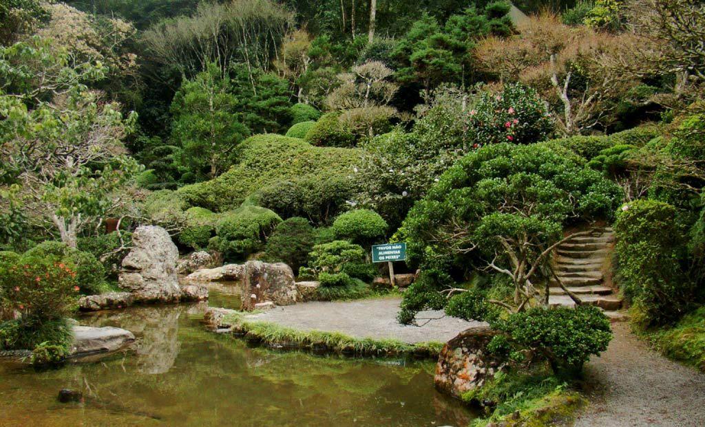 Criado pela colônia japonesa, o jardim japonês fica em Poços de Caldas...lindo