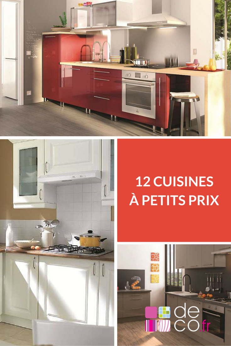 affordable les cuisines petits prix de brico dpt with. Black Bedroom Furniture Sets. Home Design Ideas