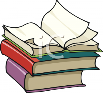 stacked books clip art borders 3008 1911 open book on top of rh pinterest com free clip art books and reading free clip art bookshelf