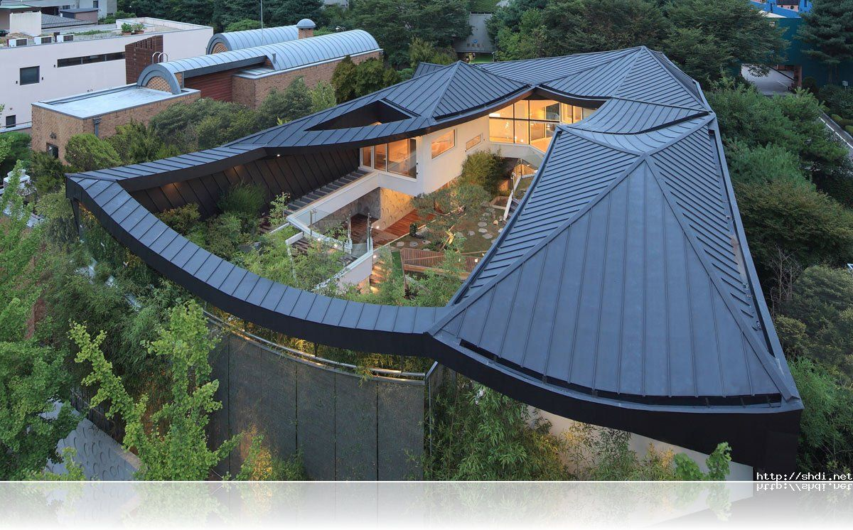 Unique Roof Designs Simple Home Design Ideas Inspirations Image Gallery Architecture Modern Architecture Architect Design