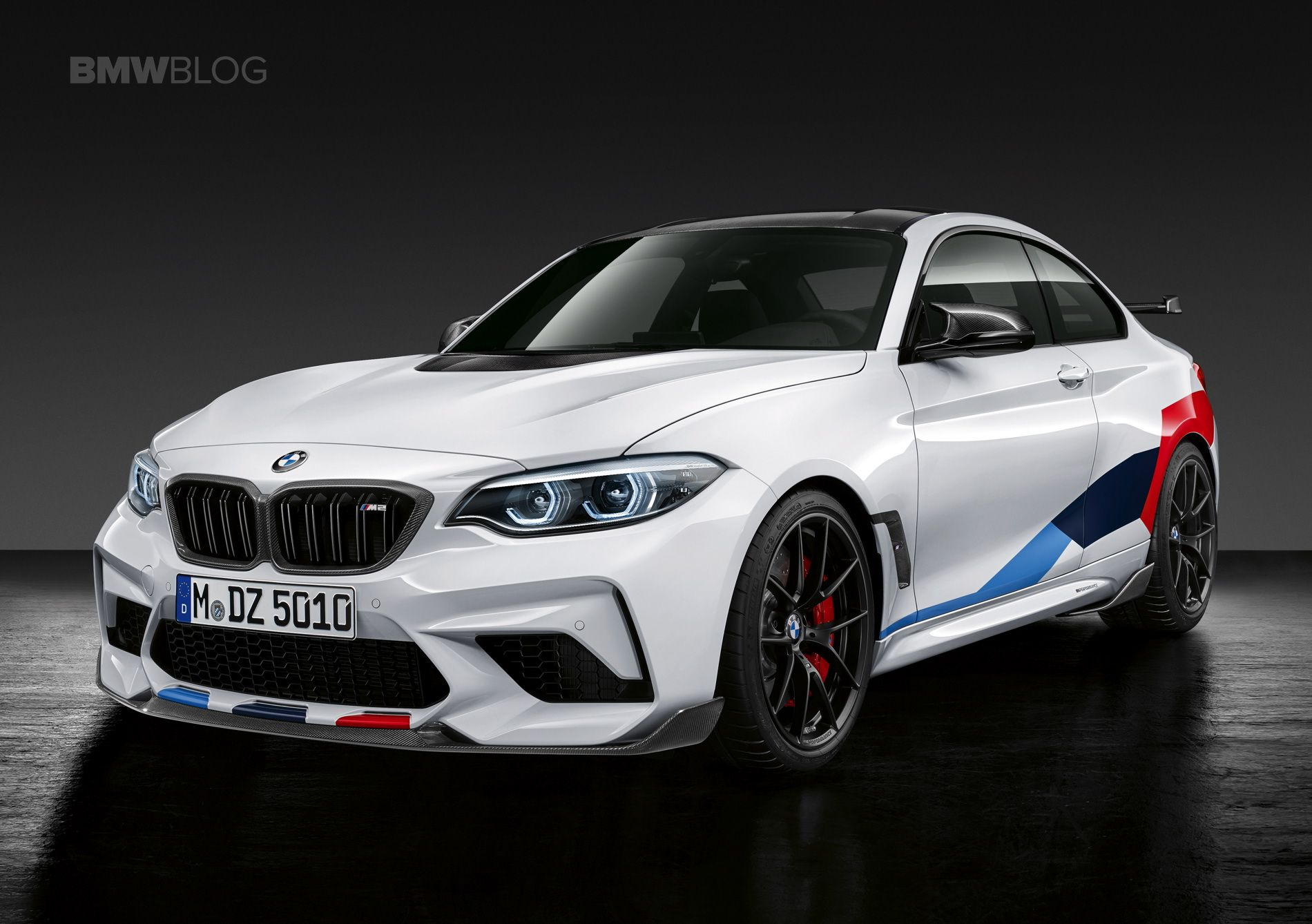 Bmw M2 Competition Gets New M Performance Parts Amazing Cars And
