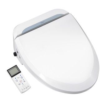 Porcher Electronic Bidet Seat With Dryer Deodorizer And Remote
