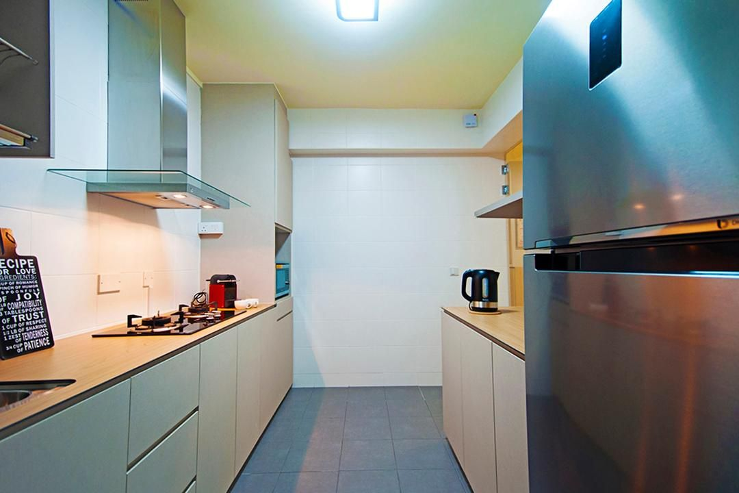 Check out this Minimalistic-style HDB Kitchen and other ...