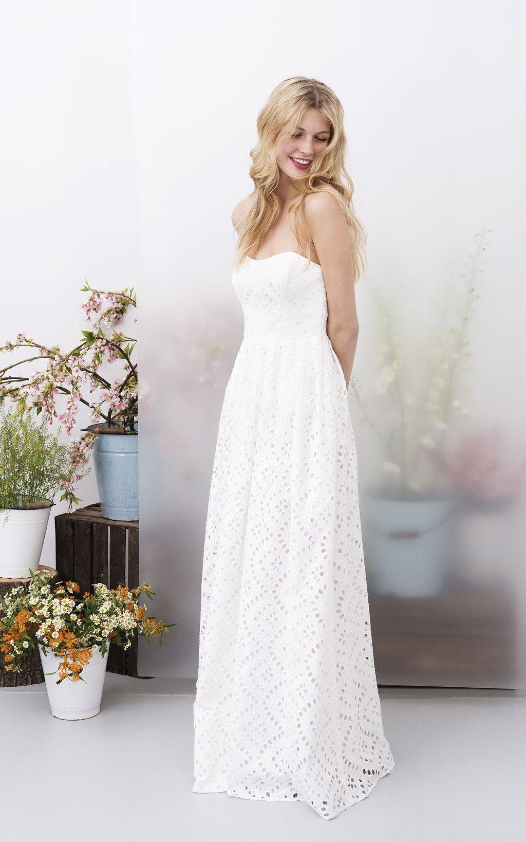 Ungewöhnlich Weinlese Schicke Hochzeitskleid Galerie - Brautkleider ...
