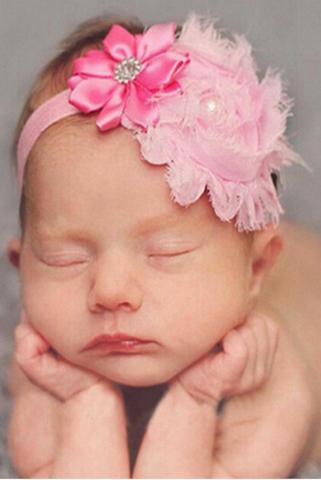 Gift for Teen Daughter Ivory Shabby Flower Hair Clip Cream Floral Christening Barrette for Baby Girl Photo Shoot Prop for Toddler