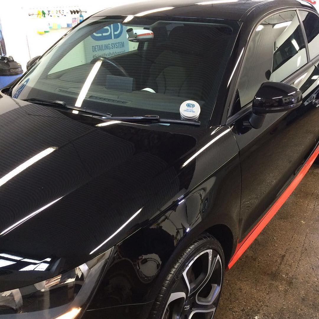 Audi A1 Special Edition Personalised Csp Polishing System Csp