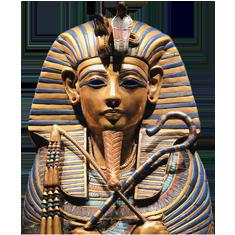 King Tut Exhibit Seattle Art Museum King Tut Sarcophagus Egyptian Art