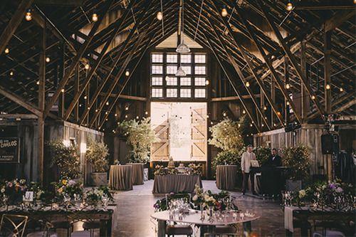 barnyard wedding | Carmel weddings, Barn wedding venue ...