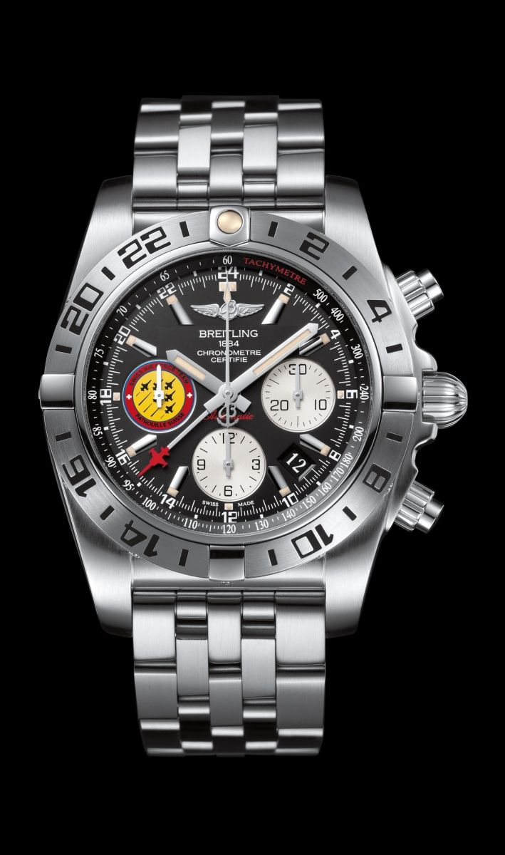 Chronomat 44 GMT - Breitling - Instruments for Professionals