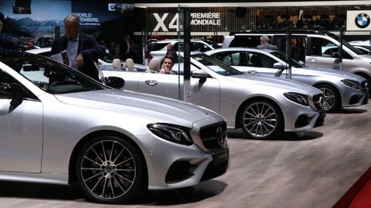 2018 International German Luxury Car Sales Worldwide And In China Luxury Cars Luxury Car Brands Cars For Sale