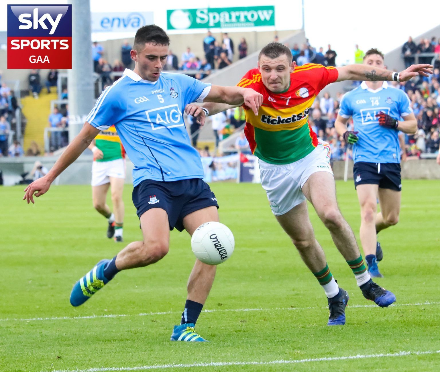 Sky Sports Announce Live GAA Schedule For 2018 Sports