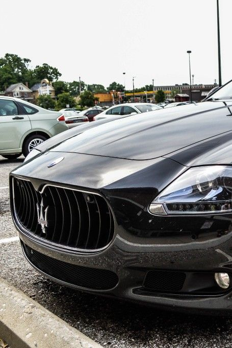 Maserati Quattroporte Car Luxury Maserati