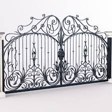 Gothic Fence Sketch Google Search Wrought Iron Gate Wrought