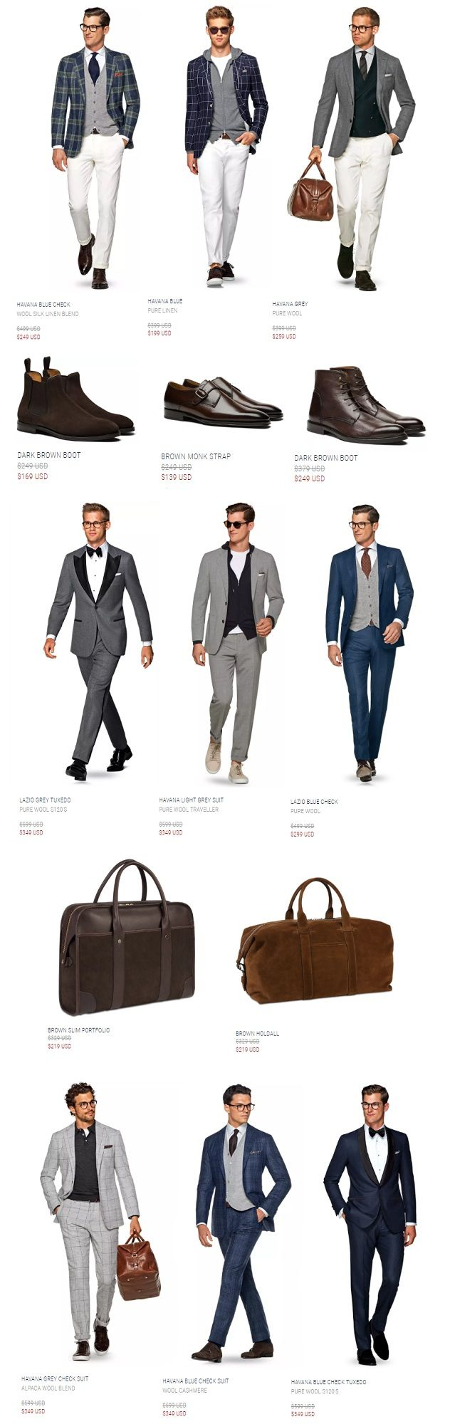 The Suitsupply Online Outlet is OPEN – Winter 2019 | Blog