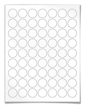 Free Blank Round Label Template Download Wl 1025 Template In Word Doc Pdf And Other Formats Round Label Temp Printing Labels Round Labels Bottle Cap Images