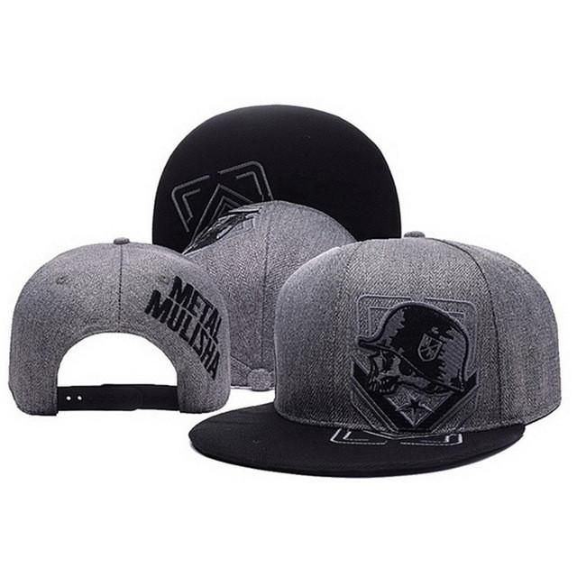 02c41fc70f3 PATESUN Top Selling Gothic Metal Mulisha Baseball Cap Women Hats 2016 New  Fashion Brand Snapback Caps Men hip hop beisebol touca