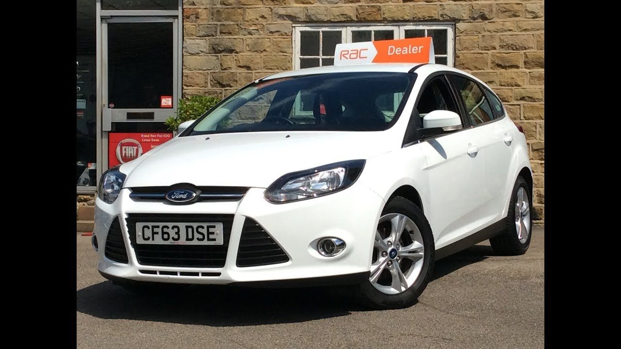 Ford Focus Automatic For Sale In Wakefield At Lifestyle Motor
