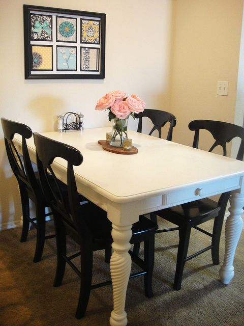 Dining Table And Chairs Revamp Dining Table Chairs Table And