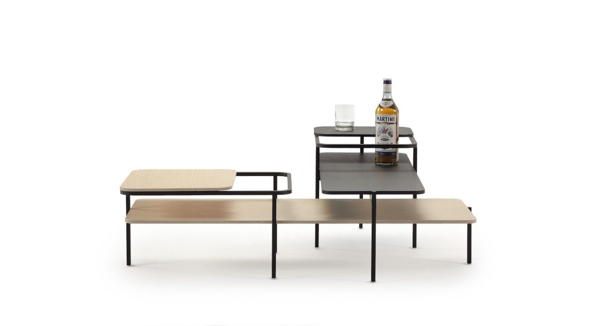 Duplex Tables by MUT | Ranges, Contemporary and Small spaces