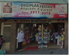 Digiplas Festas - Cheapest supplies for parties and costumes.   Address:R Siqueira Campos 109 - Centro   São José dos Campos, SP | CEP: 12210-250 phone:(12) 3911-9978