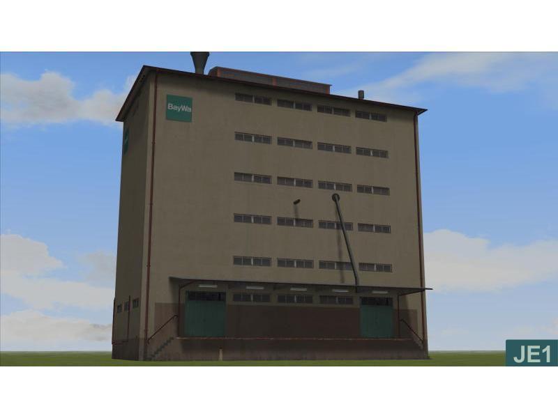BayWa Gebäude 1 und 2. Ab #EEP11 http://bit.ly/BayWa-Gebäude-1-und-2