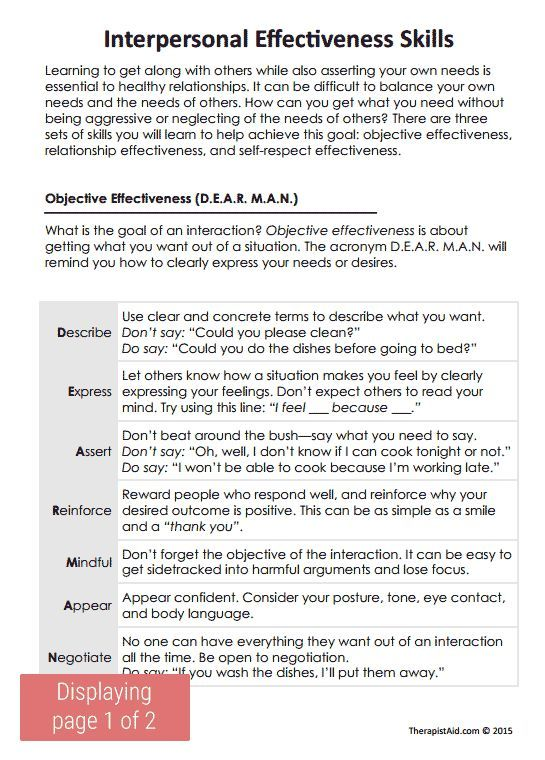 Social and Emotional Printables. alot of good worksheets to print ...
