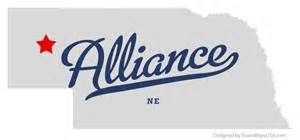 City Of Alliance Nebraska Map Alliance Nebraska Pinterest