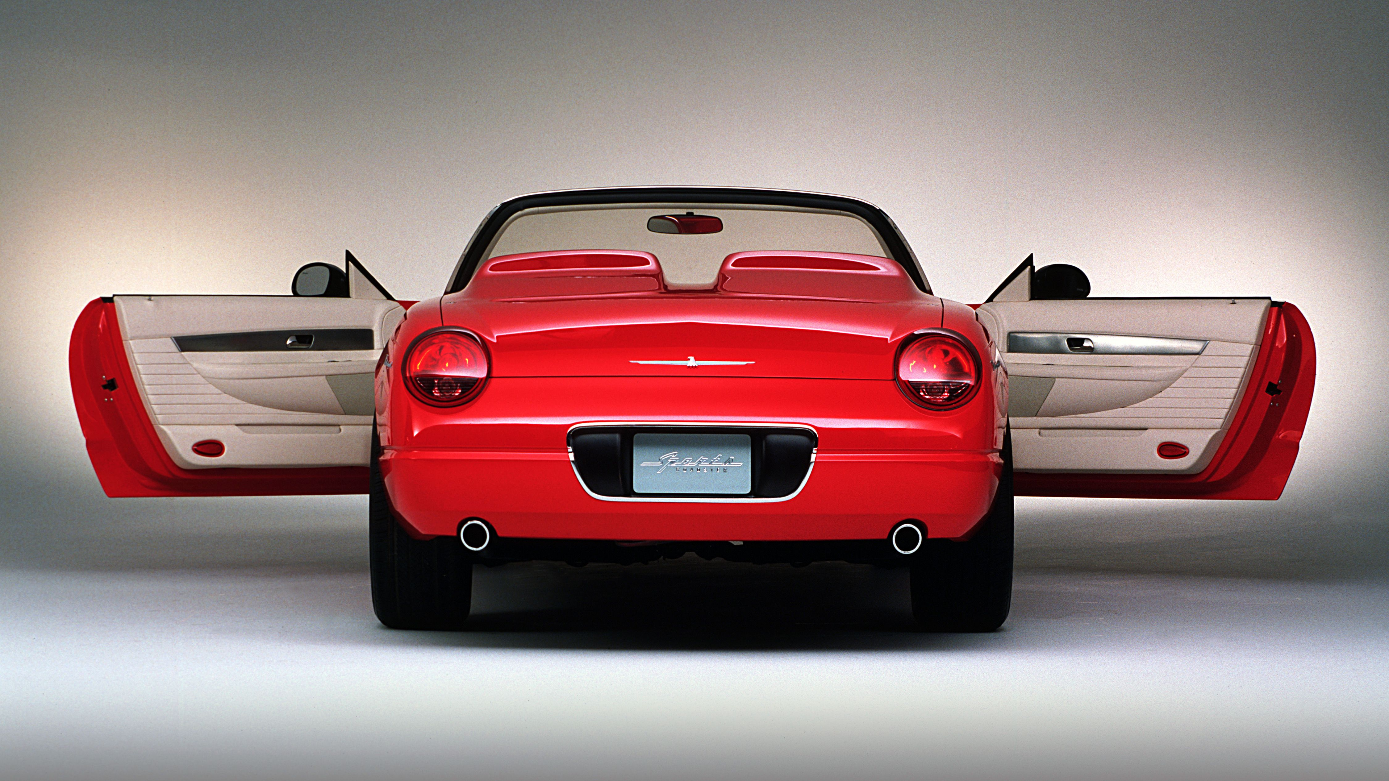 Ford Thunderbird Sports Roadster Concept Car 2001 Auto