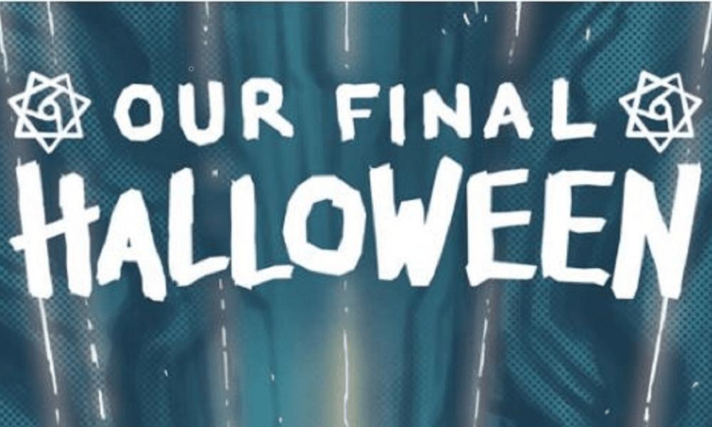 Our Final Halloween Comic Kickstarter Digital comic
