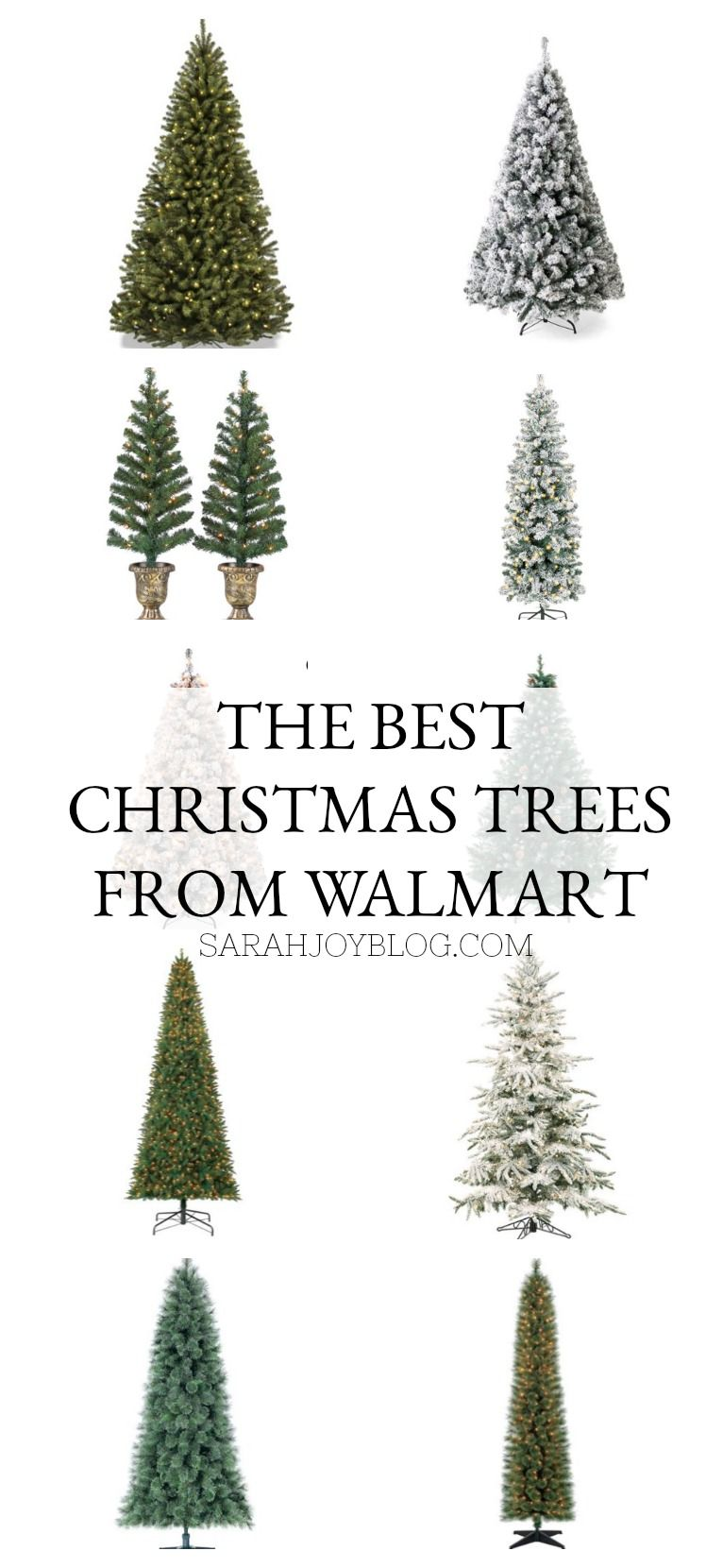 Farmhouse Style Christmas Decor From Walmart The Top Rated Christmas Trees Fro Walmart Christmas Decorations Farmhouse Style Christmas Walmart Christmas Trees