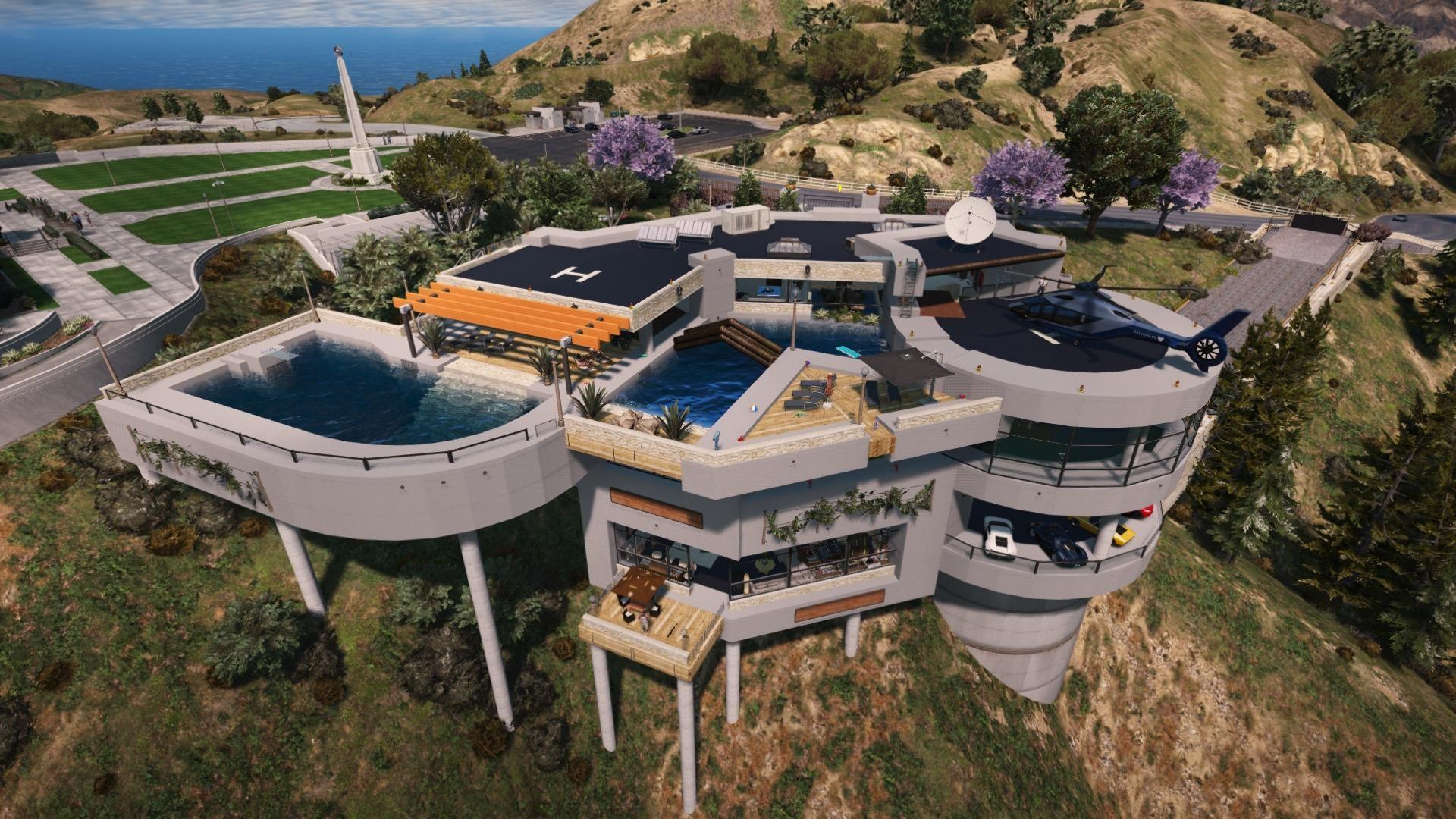Galileo Michael Mansion Mansions, Luxury