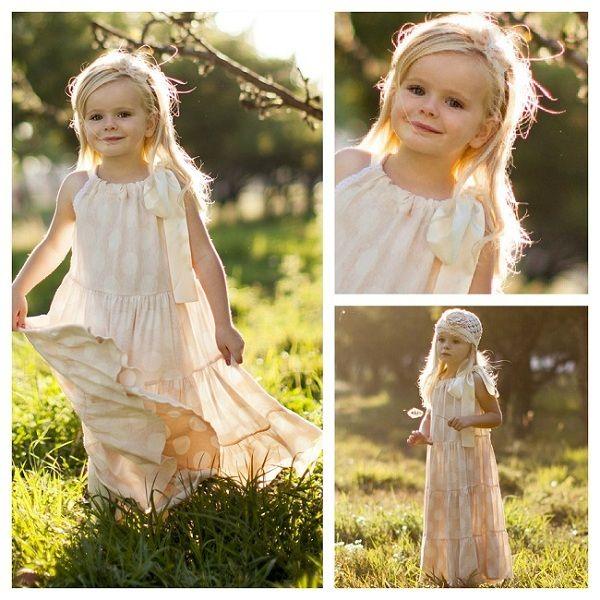 Dollcake For Little Girls - Shortcake Frock