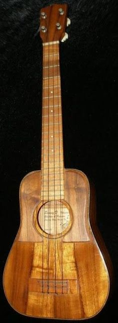 Sonny D 1990's Bell Tenor #LardysUkuleleOfTheDay ~ https://www.pinterest.com/lardyfatboy/lardys-ukulele-of-the-day/ ~