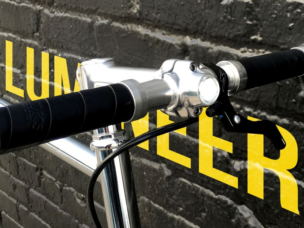 Lumineer 300lm Bike Light Project Video Thumbnail Bicycle