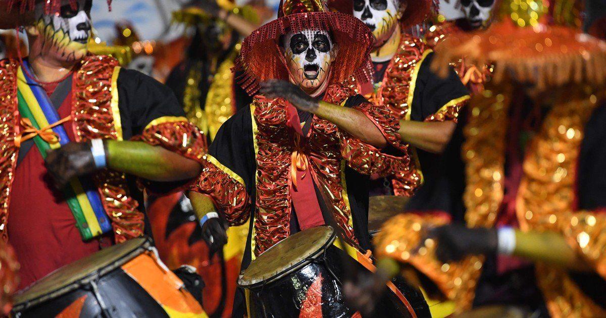 De Venecia A Montevideo Los Carnavales Más Famosos Del Mundo Argentina Noticias Ultima Hor Rio De Janeiro Carnival Venice