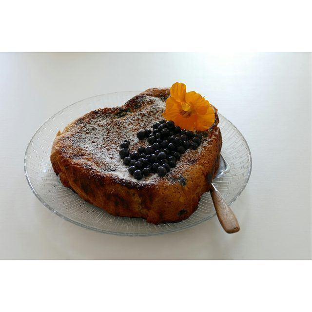 #leivojakoristele #mustikkahaaste Kiitos @nutturanurin