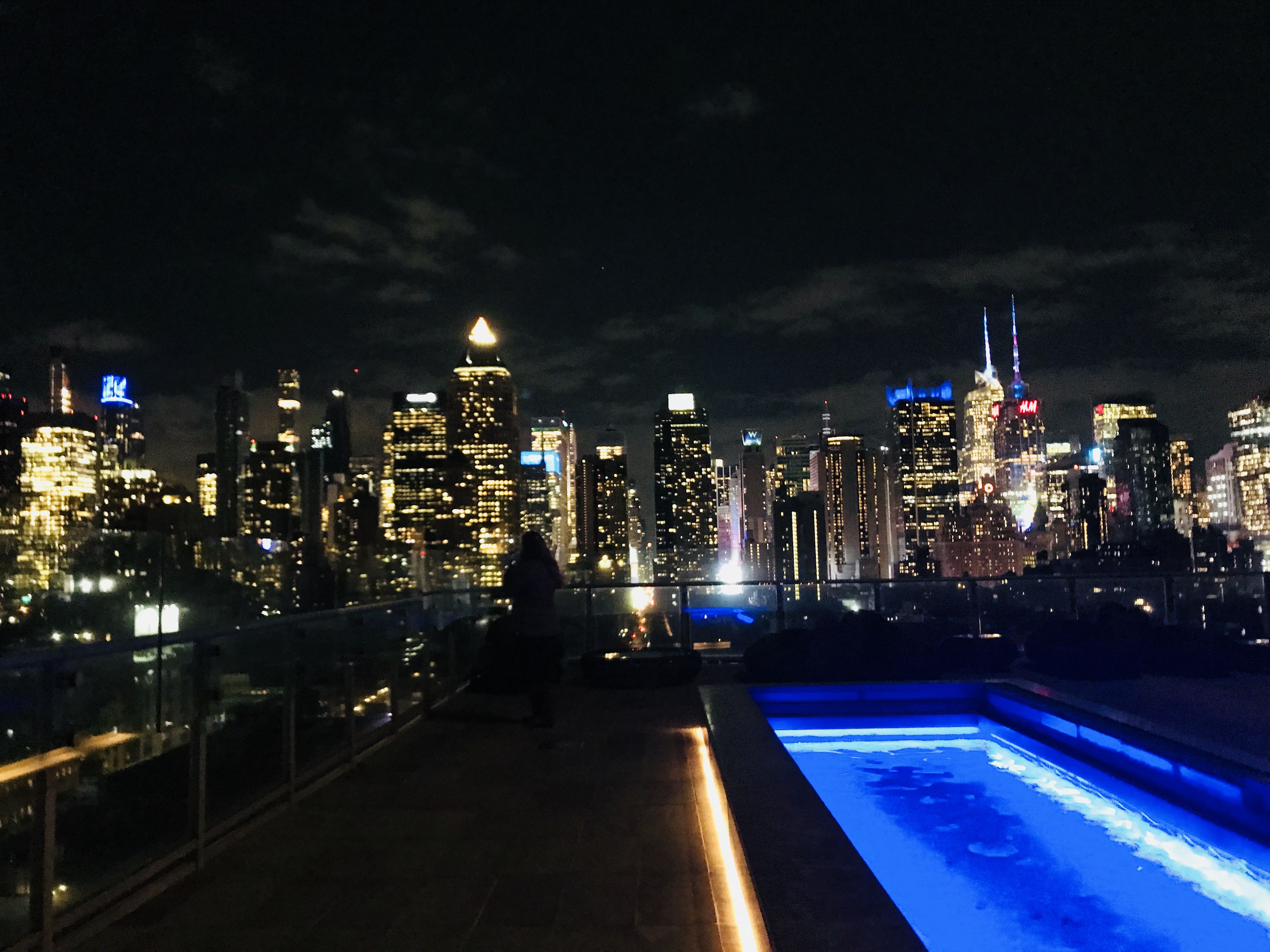 Rooftop Aren T Just For Summer Nights At The Press Lounge