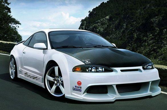 Mitsubishi Eclipse Body Kits Mitsubishi Eclipse Custom Body Kits Body Kits Cars