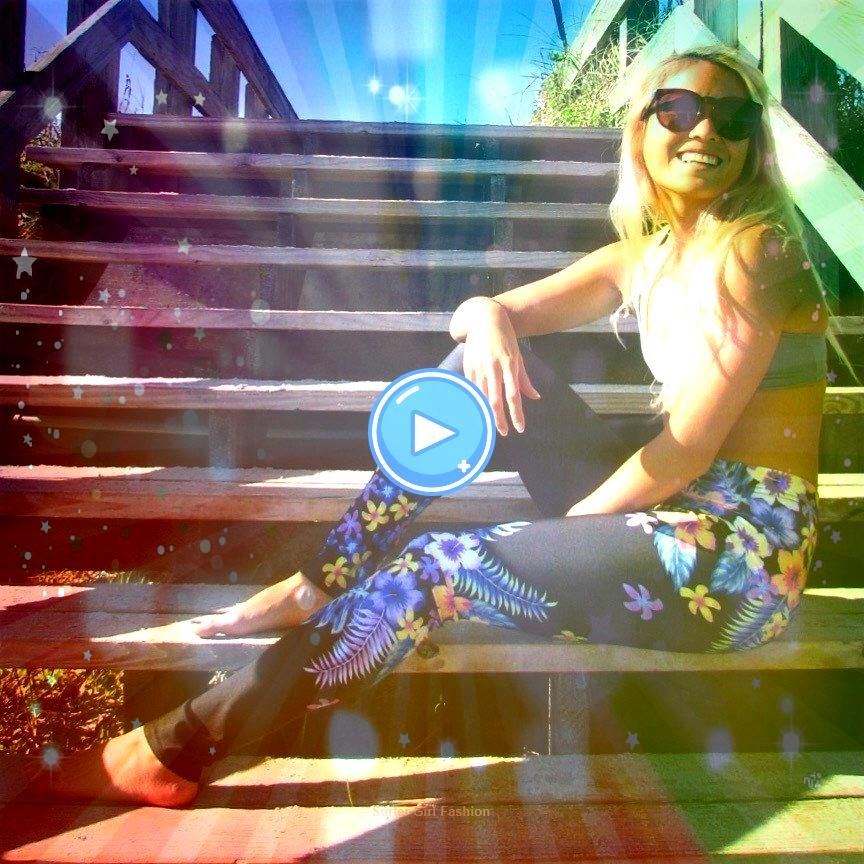 sealillly in her live life aloha surf leggings by Nalu Tribe Surfer Female IG sealillly in her live life aloha surf leggings by Nalu TribeSurfer Female IG sealillly in he...