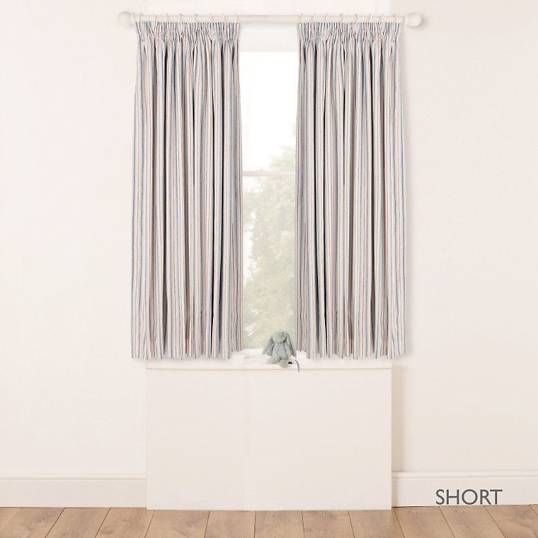 White Company Stripe Curtains Absolutely Essential In