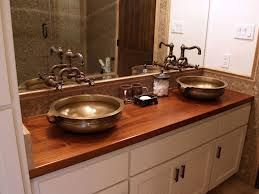 Butcher Block Bathroom Countertop Google Search Floating