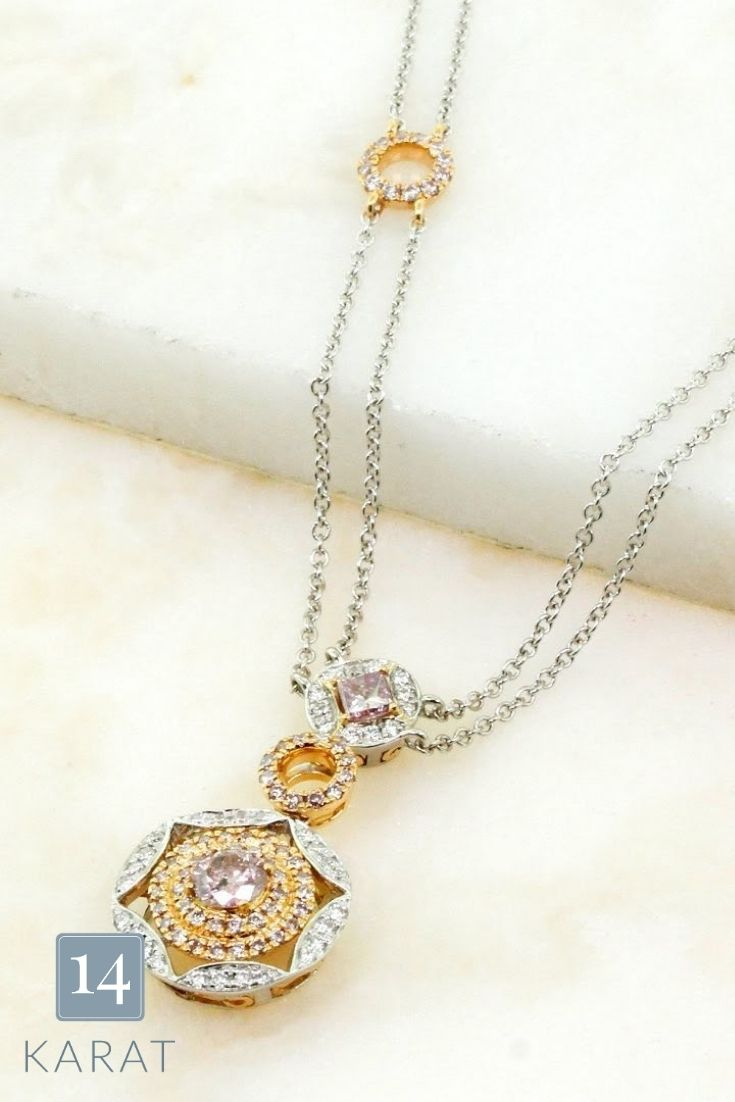 Personified elegance. ✨ Via: Yael Designs  #FineJewelry #FineJewels #DiamondNecklace