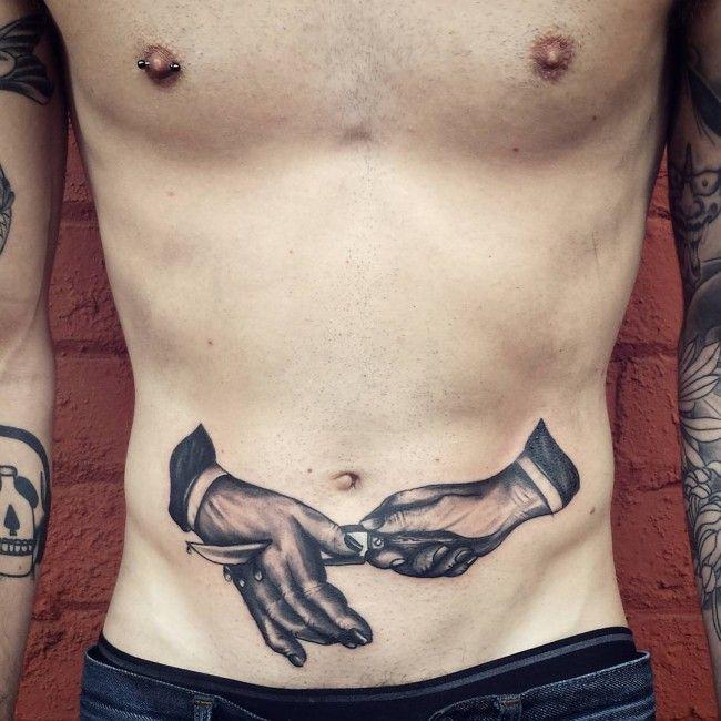 150 Sexiest Stomach Tattoos For Men Women July 2019 Bauch