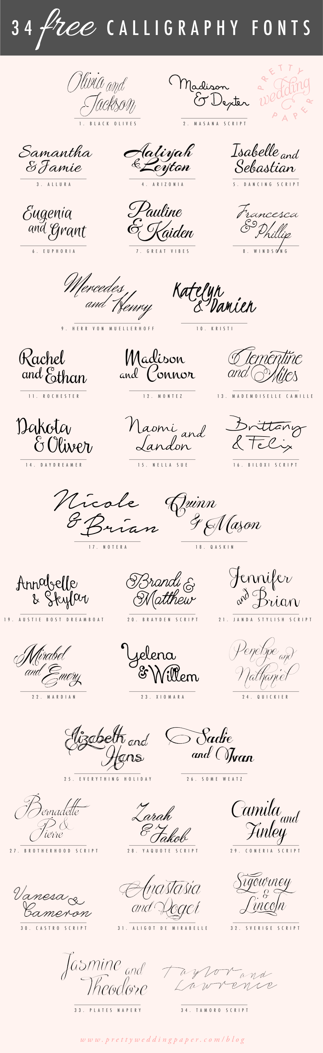 Free illustration g typography font font name free image on - 34 Free Calligraphy Script Fonts For Wedding Invitations