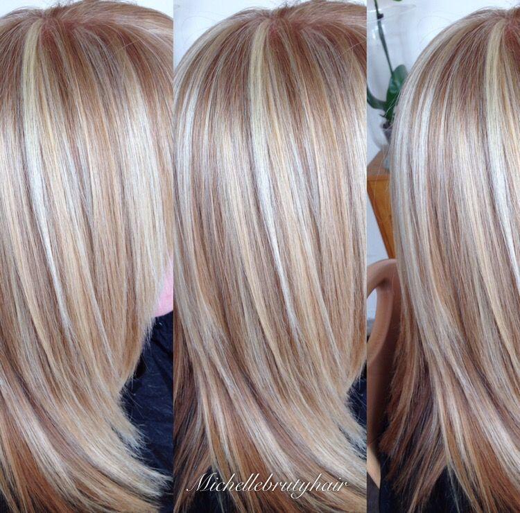 36 Blonde Balayage With Caramel Honey Copper Highlights Honey Blonde Hair Hair Color Balayage Blonde Balayage