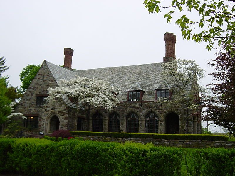 Cloister Inn Is One Of The Undergraduate Eating Clubs At Princeton