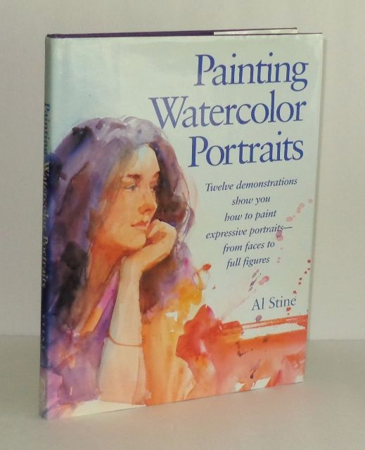 Painting Watercolor Portraits Stine Al Watercolor Portraits