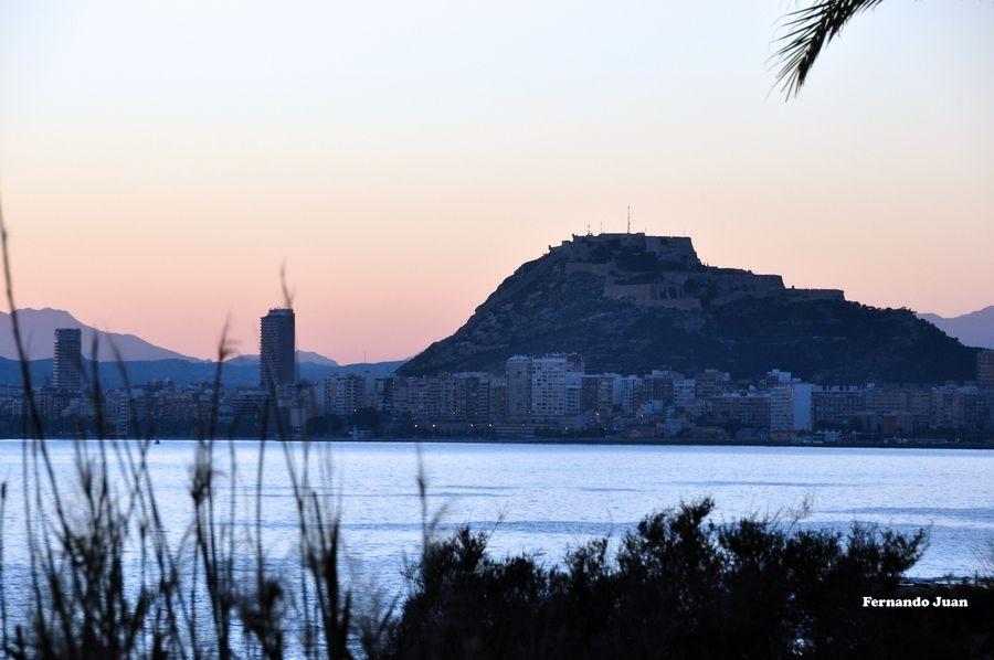 Castillo de Santa Bárbara | Cerca de Zenia Boulevard | Alicante | Spain
