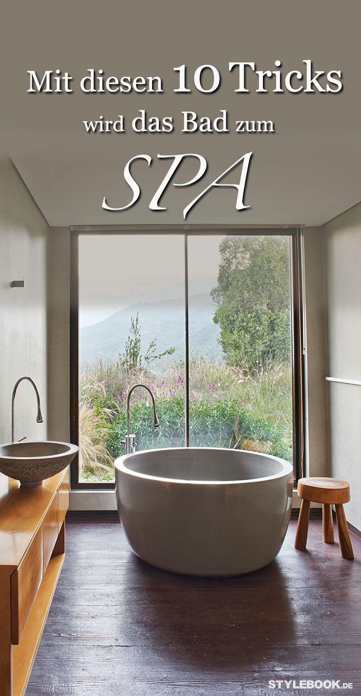 Duschen Zahne Putzen Haare Fohnen Und Wieder Raus Aus Dem Bad Ware Es Nicht Schoner Das Badezimmer Als Kleine Personliche Wohnen Badezimmer Spa Zu Hause
