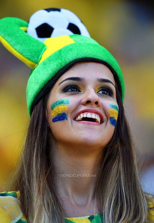 Really. Beautiful soccer fan brazil brilliant phrase